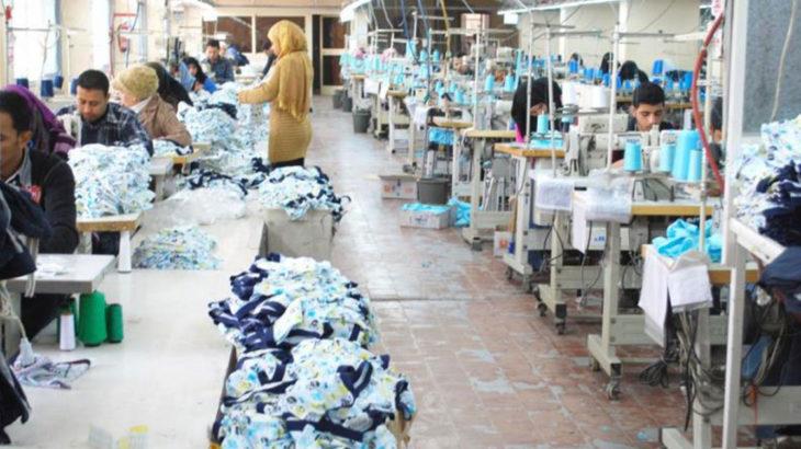 Diyarbakır'da 4 işçinin koronavirüse yakalandığı fabrikada üretime ara verildi