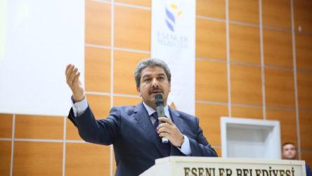 AKP'li Tevfik Göksu, belediyenin borcunu cami ile ödeyecek