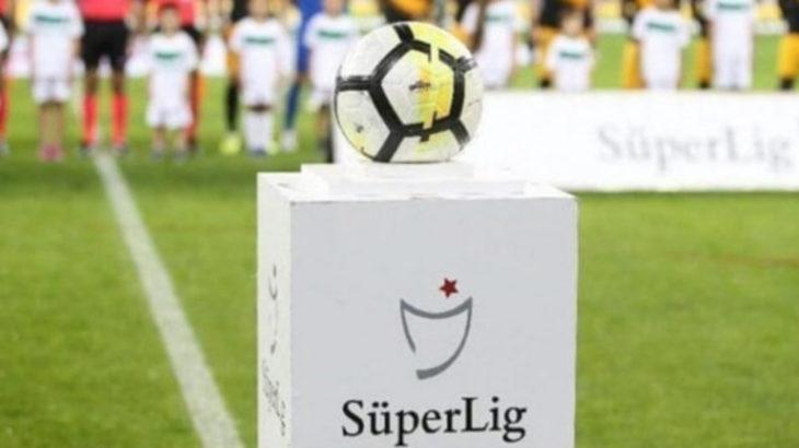 TFF Süper Lig için son kararını verdi