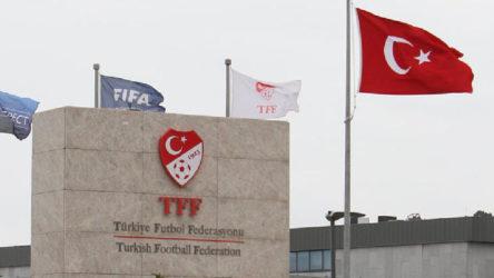 TFF'den maçlara seyirci kararı