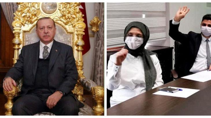 TKH: Erdoğan padişah değildir, biat ve kulluk kültürüne hayır!