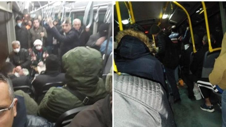 Trollerin 'dolu otobüs' kumpası, demokratik bir toplumda beklenen bir davranışmış