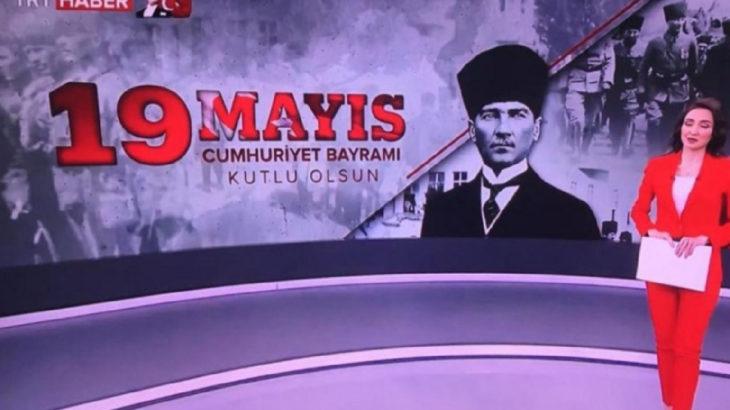 TRT'de skandal hata: Bu sefer bayramları karıştırdılar