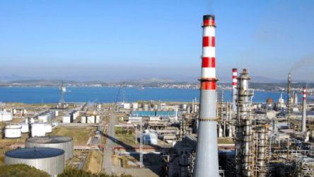 Tüpraş'ta üretim duruyor