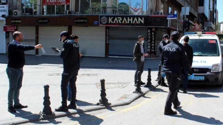 Türkiye'deki koronavirüs cezalarının yarısı Gaziantep'te yazıldı: 92 bin 714 kişiye 144.3 Milyon TL