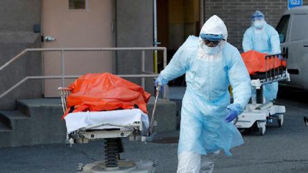 Koronavirüs nedeniyle 65 kişi daha yaşamını yitirdi