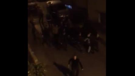 VİDEO | Eyüp'te polis şiddeti: Yasağa uymadığı iddia edilen yurttaşlar darp edildi
