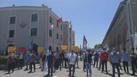 TCDD işçileri sürgüne direniyor!