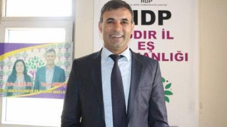 Yerine kayyım atanan Iğdır Belediyesi Eş Başkanı Yaşar Akkuş tutuklandı