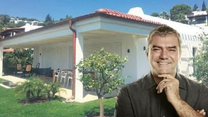 Yılmaz Özdil'in villasına 'kaçak' iddiasıyla yıkım kararı