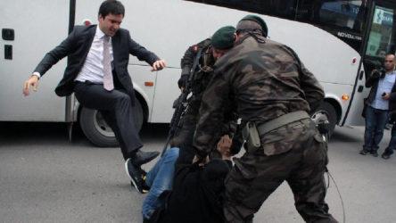 Erdoğan'ın tekmeci müşaviri hala utanmıyor