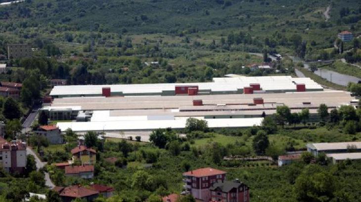 Zonguldak Alaplı'da bulunan iplik fabrikasında vaka sayısı artıyor
