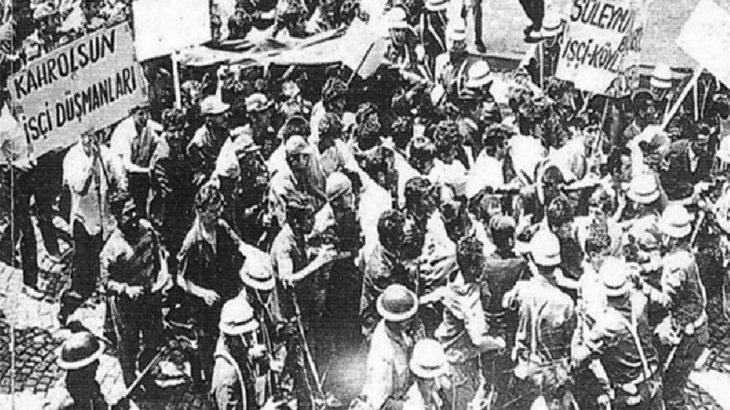 Büyük işçi direnişinin 50. yılı: DİSK İstanbul'da program düzenliyor