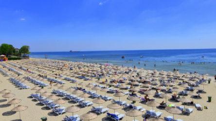 İstanbul plajları açılıyor
