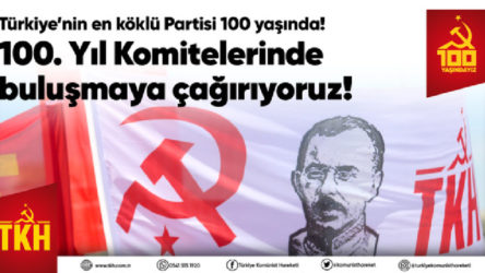 Komünistler 100. Yıl Komiteleri'nde buluşuyor