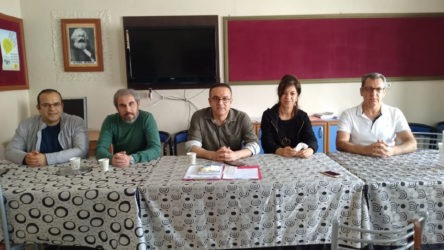 Eğitim-Sen Samandağ Şubesi'nden 'norm kadro' açıklaması: Atama bekleyen binlerce öğretmen var