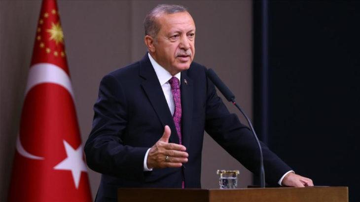 Yurttaş geçim, Erdoğan gösteriş derdinde