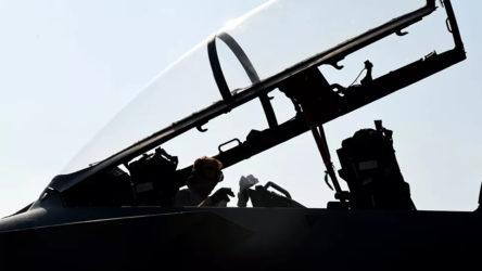 ABD'ye ait bir savaş uçağı İngiltere açıklarında düştü