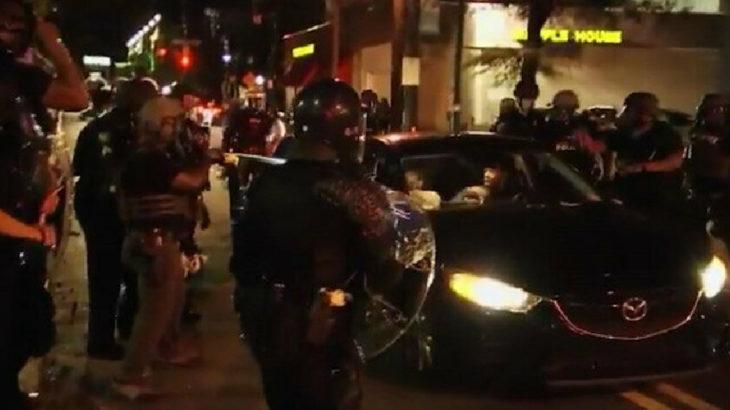 ABD'de eylemlerde aşırı güç kullanan 6 polis için tutuklama kararı