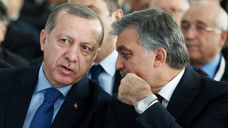 Abdullah Gül cephesinde 'Erdoğan' istifası