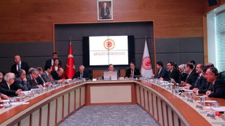 Anayasa Komisyonunda Menderes uzlaşısı