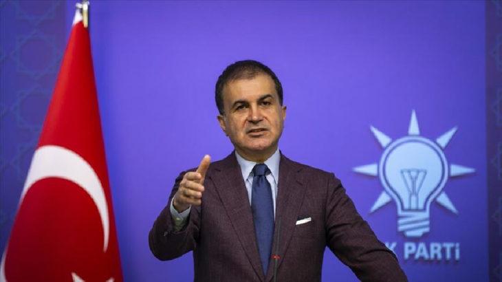 AKP Sözcüsü Çelik: Türkiye kabile devleti değildir