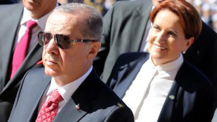Akşener Erdoğan'ı Özal'dan örneklerle eleştirdi