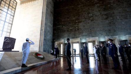 Akar'dan Anıtkabır ziyareti