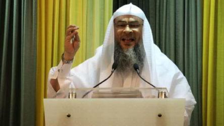Suudi din adamı: İslam'da protesto yasaktır