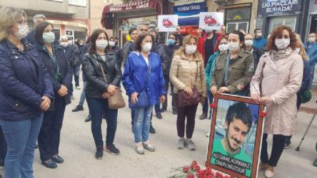 Ali İsmail Kormaz saldırıya uğradığı sokakta anıldı