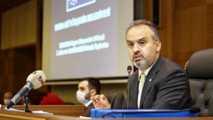 Bursa Büyükşehir Belediye Başkanı: Üç yılda edeceğimiz zararı 3 ayda ettik