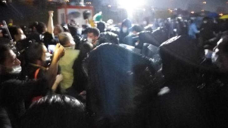 Ankara'da avukatlara ikinci saldırı