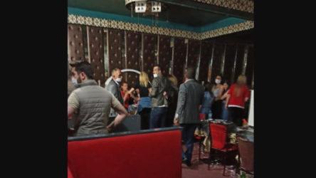 Ankara'da alemcilere 113 bin lira ceza