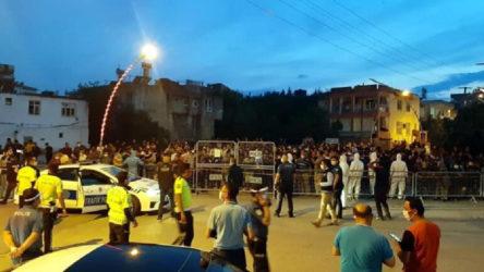 Antalya Serik'te karantinadaki yurttaşlar sürenin uzatılmasına tepki gösterdi