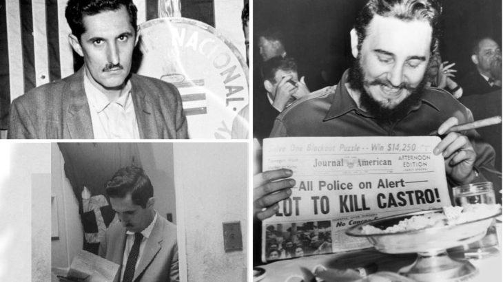 Fidel'in suikastçısı CIA casusu öldü