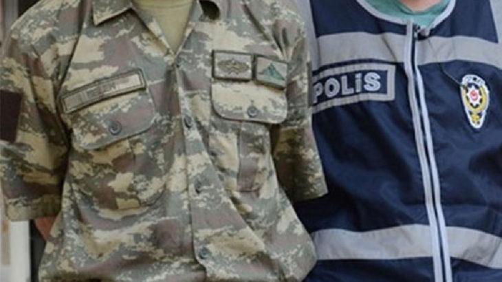 181'i muvazzaf 191 askere yakalama kararı
