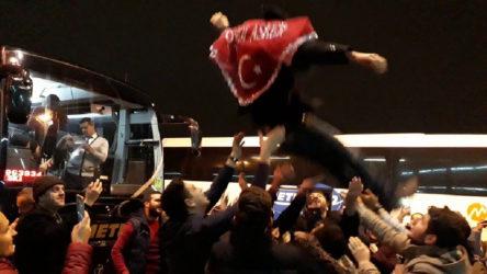 AŞTİ'ye asker yakınlarının girişi yasaklandı