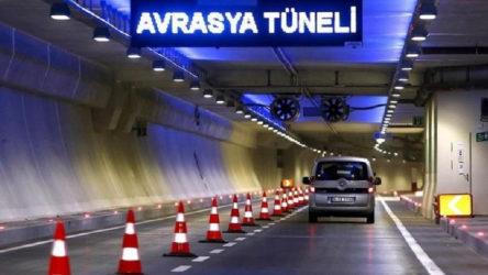 Avrasya Tüneli için bir yıllık bedel 4 ayda ödenecek!