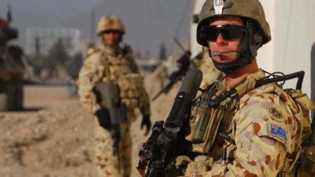 Avustralya ve Yeni Zelanda askerleri Irak'tan çekildi