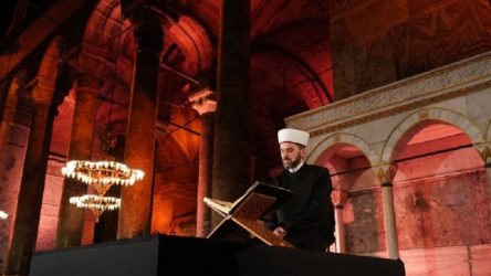 Yunanistan, Erdoğan'ın Ayasofya çıkışını UNESCO'ya şikayet etti