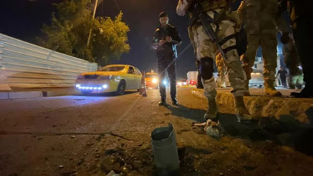 Bağdat Havalimanı yakınlarına saldırı
