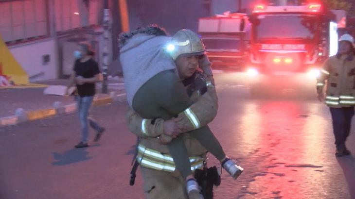 Valilikten patlama açıklaması: 1 ölü, 10 yaralı