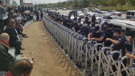 Mücadele sonuç getirdi: Avukatlar yürüyüşe devam edecek