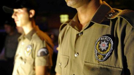 İçişleri Bakanlığı'ndan bekçi ve polis yetkileri için grafikli açıklama
