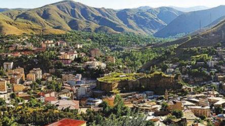 Vakaların sıfırlandığı Bitlis'te 'patlama'