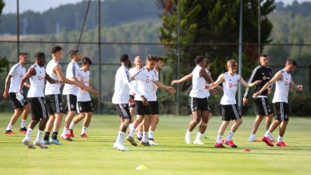 Beşiktaş'ta 5 futbolcu daha korona çıktı