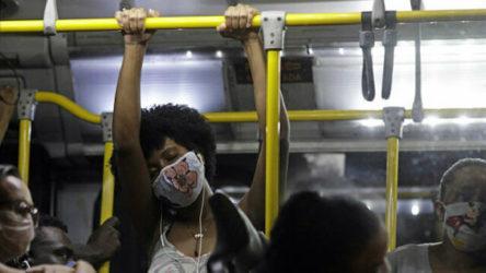 Brezilya'da 612, Meksika'da 269 can kaybı