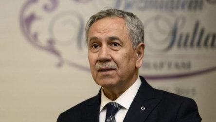 İletişim Başkanlığı: Arınç'ın ayrılma talebi kabul edildi
