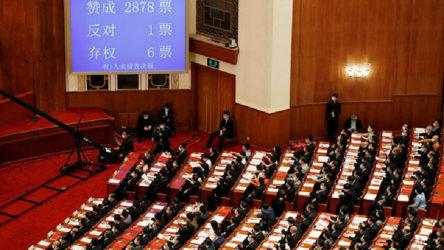 Çin'in Hong Kong kararına KDHC, Küba ve Vietnam'dan destek