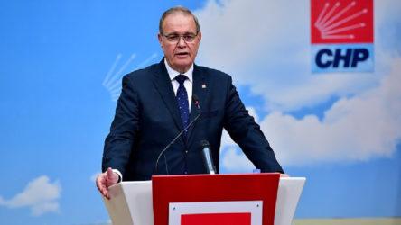 CHP Sözcüsü Faik Öztrak: Millet sandıkta gereken dersi verir